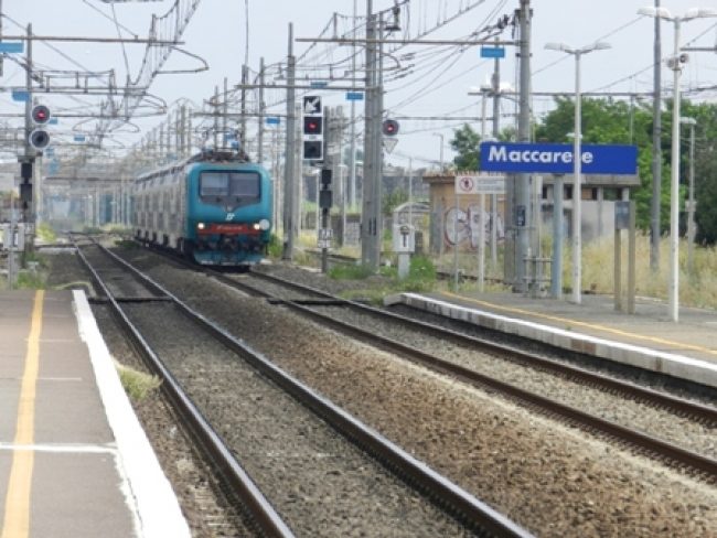 Treno Pisa-Roma Termini salta Maccarese, disagi per ...